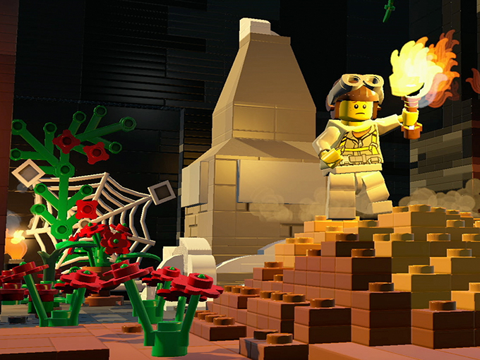 LegoWorlds