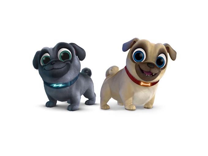 Kidscreen Archive Disney Junior To Bow New Series Puppy Dog Pals