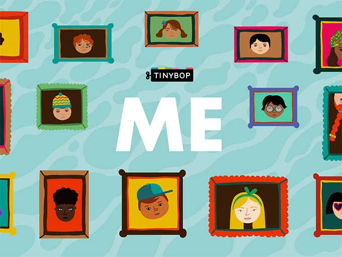 Tinybop's empathy-based Me app lets kids create portraits of themselves, their family and friends