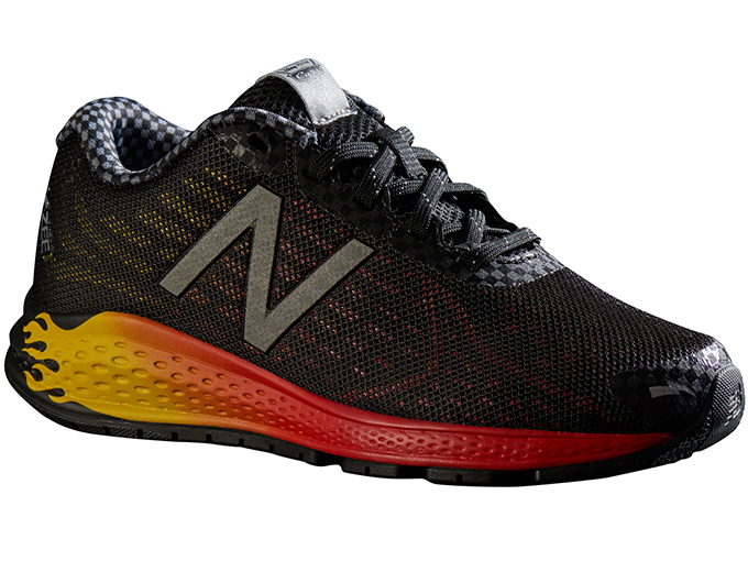 The New Balance Cars 3 shoes.