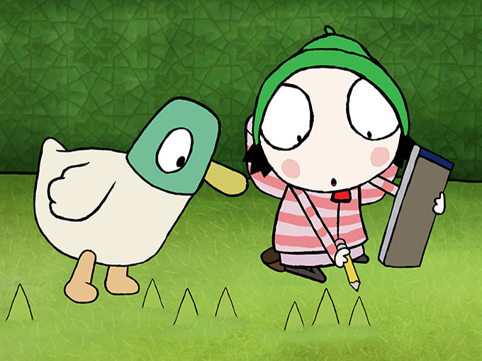 Sarah-and-Duck