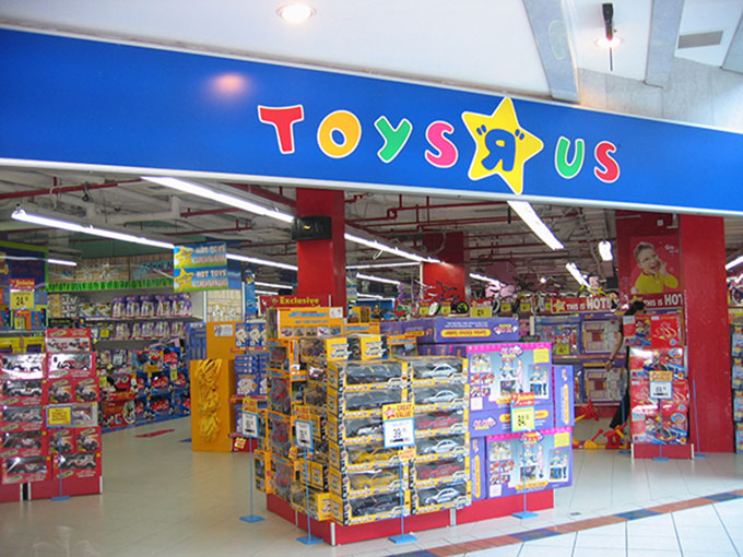 Kidscreen Archive Toys R Us Earnings Fall US Million In - Toys r us black friday store map 2016