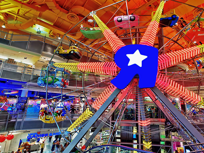 Kidscreen Archive Toys R Us Combines Its Japan And Asia Businesses