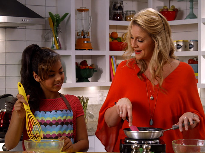 RAD Lands cast culinary talent like celebrity chef  Amanda Freitag to appeal to both kids and parents