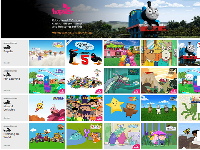 Kidscreen » Amazon Prime