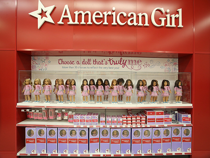 Expect to see more shop-in-shops modeled on TRU's successful 2016 American Girl program
