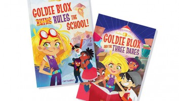 GoldieBlox-Books