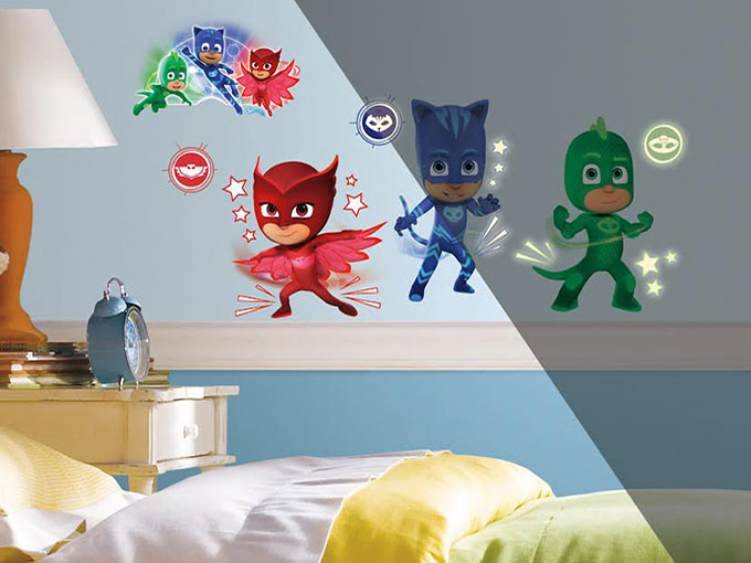 PJMasks-Bedroom