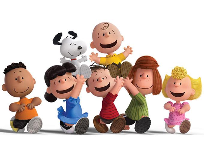 Peanuts-Show