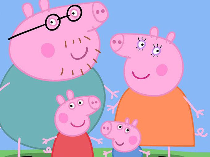 Peppa-Family