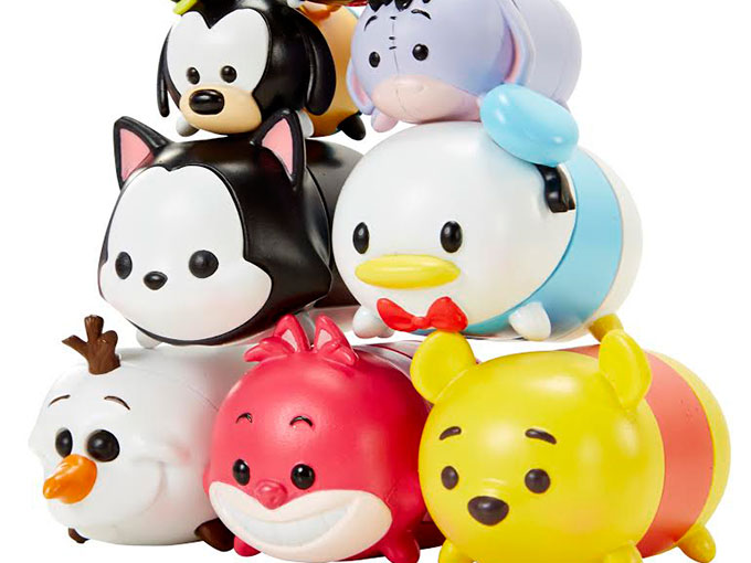 Disney's Tsum Tsum line is thriving, thanks in large part to its connection with fan-favorite characters like Mickey Mouse and Spider-Man