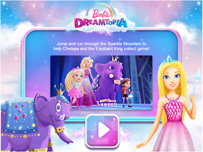 Barbie-Game