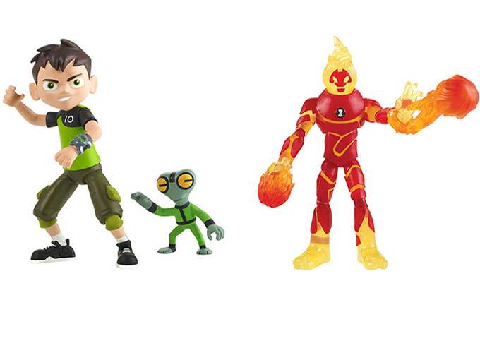 Ben 10 Toys : Kidscreen archive new ben line makes first stop at