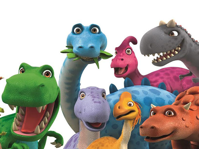 Dinosaur-Roar