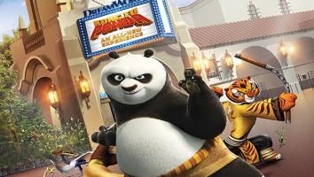Universal Studios Hollywood Kung Fu Panda