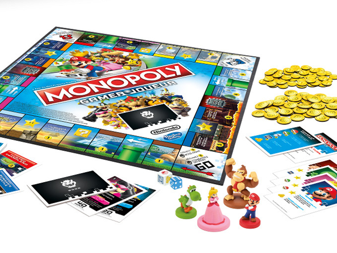 Hasbro and Nintendo introduce MONOPOLY GAMER, a new way to play MONOPOLY