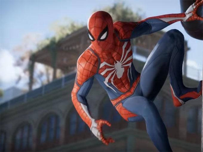 spider-manplaystation4