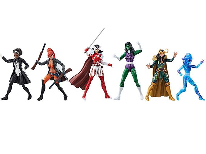 Marvel-Heroines