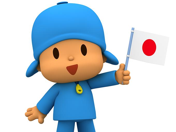 Pocoyo Japan