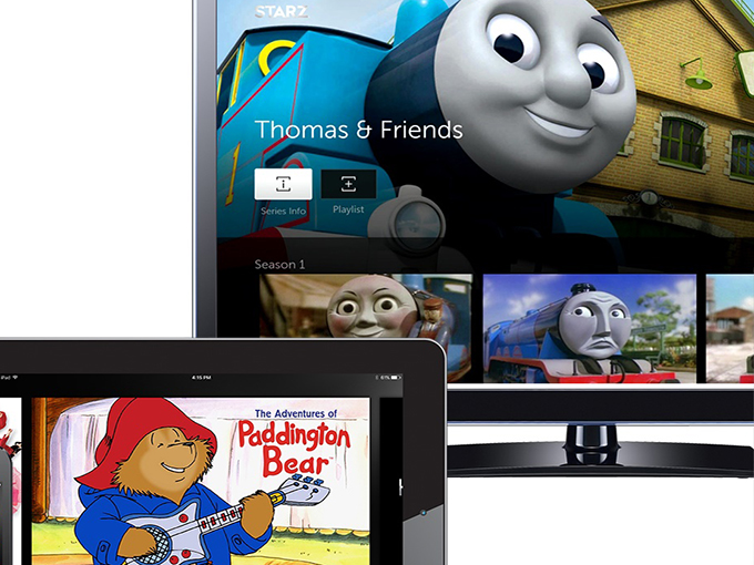 Starz expands kids and Spanish content for OTT and app