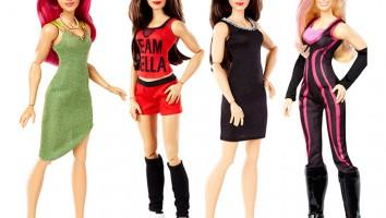 WWE-FashionDolls