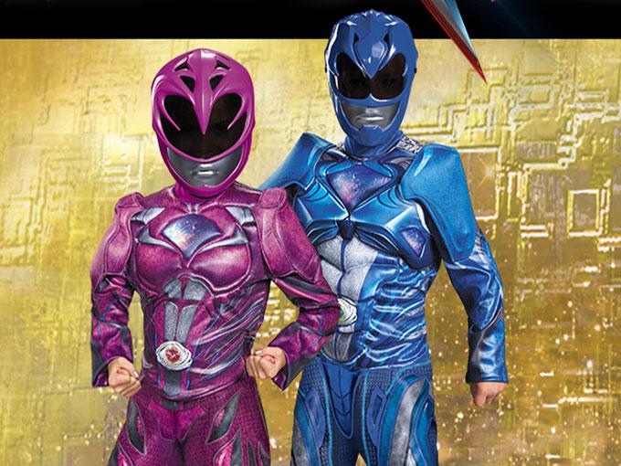 PowerRanger-Suit