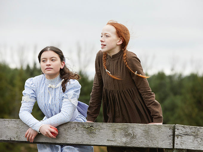 TV and Netflix renew Anne series for 2nd season
