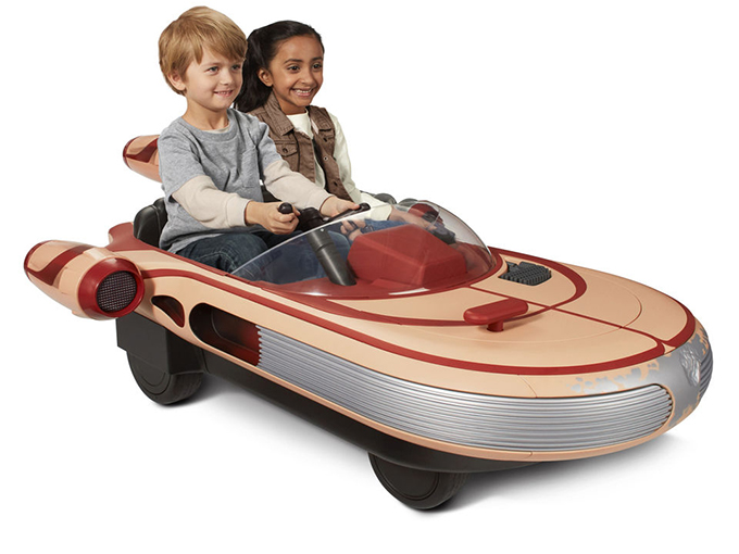 star-wars-luke-skywalker's-landspeeder