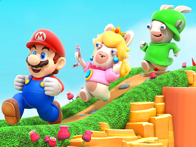 Nintendo® Publishing Ubisoft®'s Mario + Rabbids® Kingdom Battle in Japan and Korea