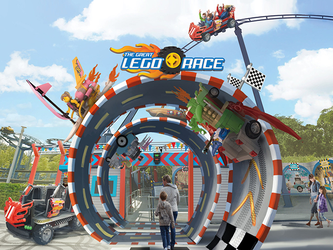 Merlin Entertainments Group Great LEGO Race