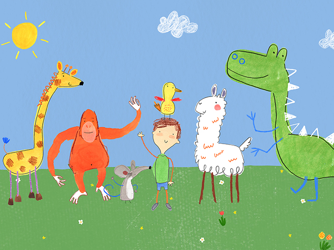 Kidscreen » Archive » Nat Geo Kids LatAm picks up Pablo