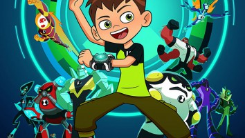 Kidscreen » Archive » Ben 10 signs with Sambro