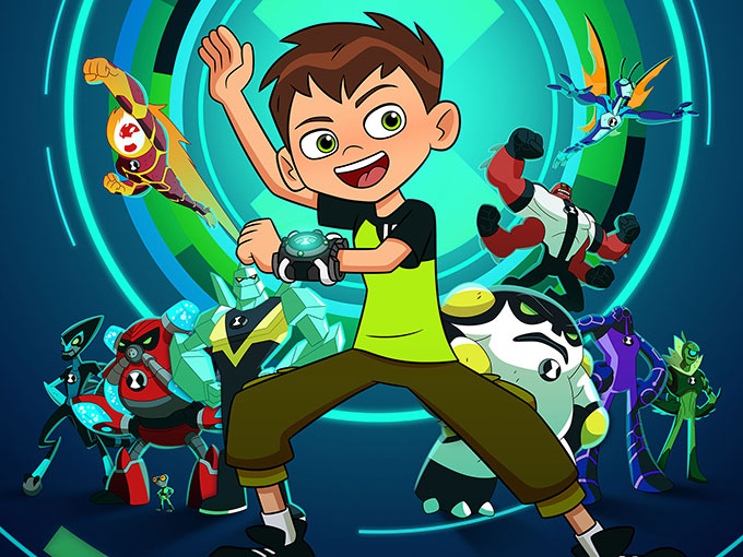 Kidscreen » Archive » Cartoon Network gears up for more Ben 10