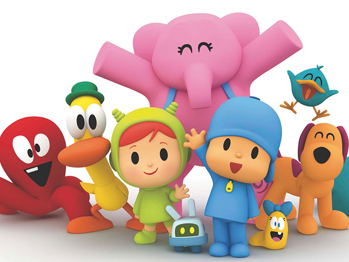 Kidscreen  U00bb Archive  U00bb New Pocoyo Season Heads To Clan Tv