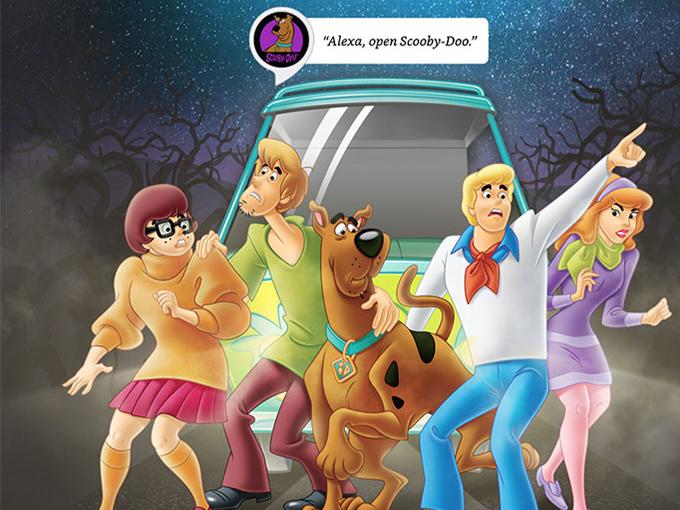 ScoobyDooAmazonAlexa