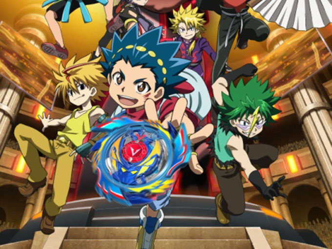 kidscreen archive australia s 9go rides with more beyblade burst