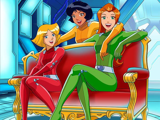 3 nữ thám tử