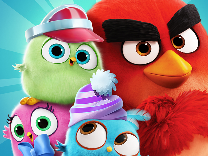 Angry Birds maker Rovio posts rising sales and flat profit from Q3