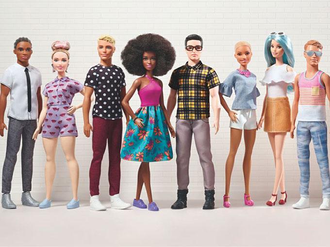 Barbie-Crayola
