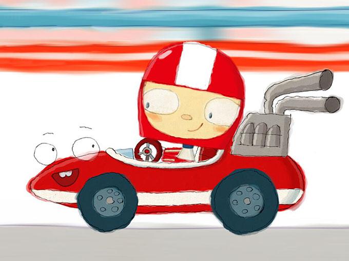 TDHM-a-Racecar