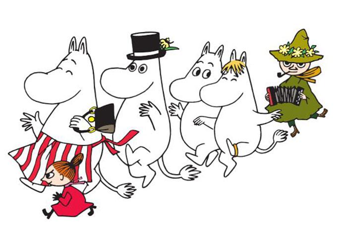 The-Moomins
