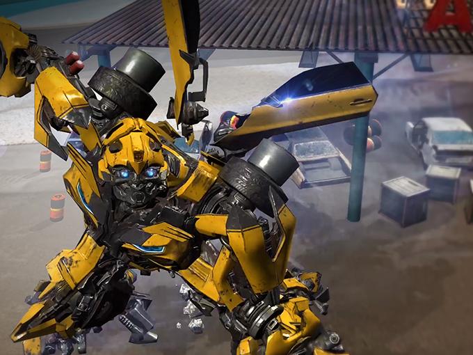 TransformersAR