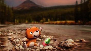 Bear&Salmon