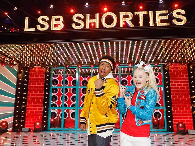 LSB-shorties