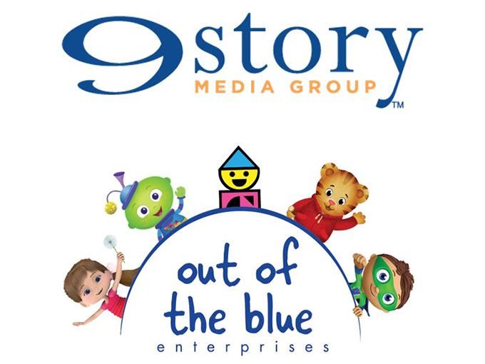 9SMG & OOTB Logo