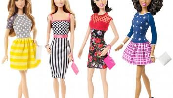 Barbie Mattel163