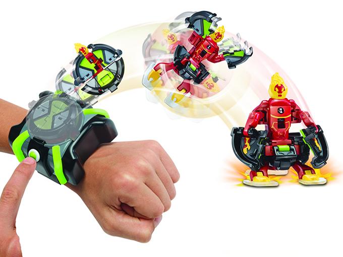 Ben-10-Toys