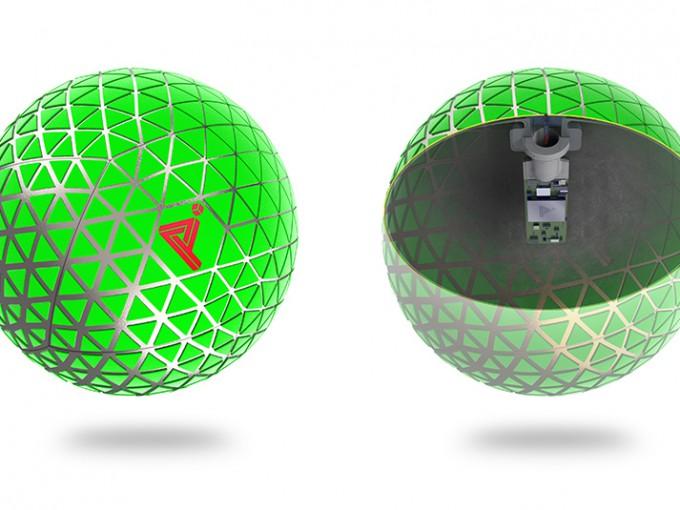 CES-gameball