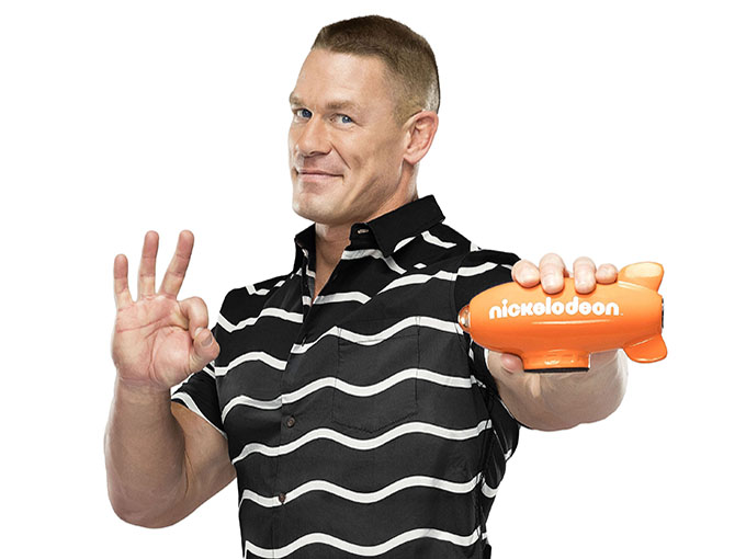 John Cena Joins New Teenage Mutant Ninja Turtles Cartoon