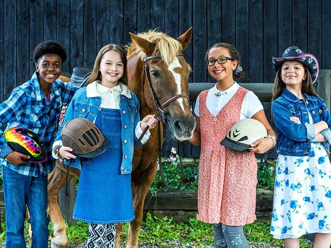Ponysitters-Club